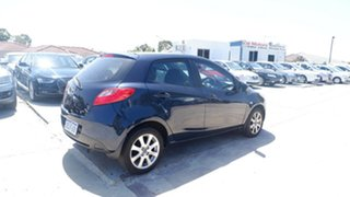 2014 Mazda 2 DE10Y2 MY14 Maxx Sport Blue 4 Speed Automatic Hatchback