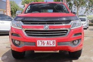 2016 Holden Trailblazer RG MY17 LTZ Red 6 Speed Sports Automatic Wagon.