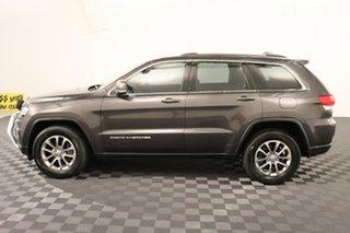 2016 Jeep Grand Cherokee WK MY15 Laredo Grey 8 speed Automatic Wagon