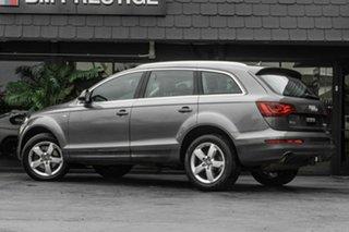 2010 Audi Q7 MY11 TDI Tiptronic Quattro Grey 8 Speed Sports Automatic Wagon.