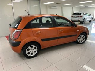 2007 Kia Rio JB LX 5 Speed Manual Hatchback.