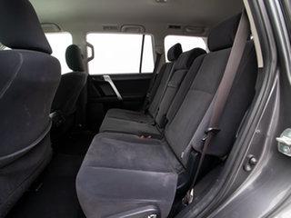 2015 Toyota Landcruiser Prado KDJ150R MY14 GXL (4x4) Grey 5 Speed Sequential Auto Wagon