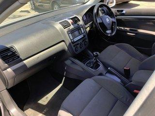 2008 Volkswagen Golf 1K MY08 Upgrade 2 2.0 FSI Pacific Silver 6 Speed Manual Hatchback