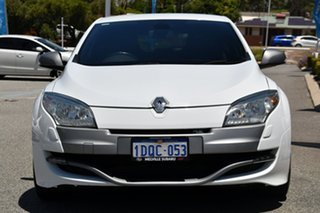 2011 Renault Megane III D95 R.S. 250 Cup Trophee White 6 Speed Manual Coupe