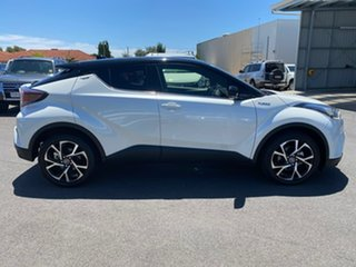 2017 Toyota C-HR NGX50R Koba S-CVT AWD White 7 Speed Constant Variable Wagon.