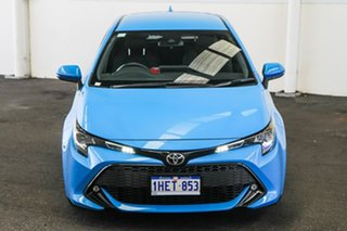 2019 Toyota Corolla Mzea12R SX Eclectic Blue 10 Speed Constant Variable Hatchback.