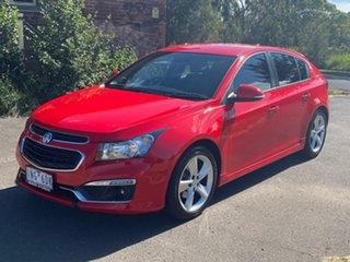 2015 Holden Cruze JH Series II SRi-V Red Sports Automatic Hatchback