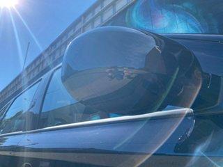 2020 Mitsubishi Outlander ZL MY21 ES 2WD Black 6 Speed Constant Variable Wagon