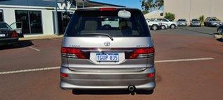 Toyota Estima ACR30 Aeras Silver 4 Speed Automatic Van