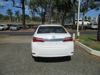 2016 Toyota Corolla ZRE172R Ascent S-CVT White 7 Speed Constant Variable Sedan