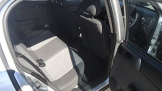 2005 Holden Astra TS MY05 Classic Equipe Silver 5 Speed Manual Sedan