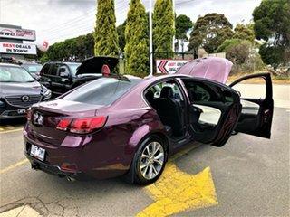 2014 Holden Calais VF MY14 Purple 6 Speed Sports Automatic Sedan