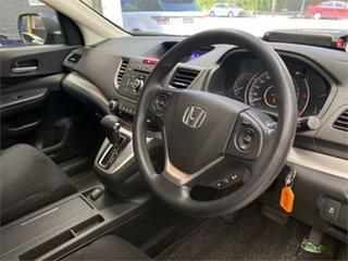 2013 Honda CR-V RM VTi-L Twilight Blue Automatic Wagon