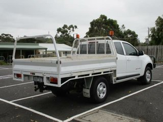 2017 Holden Colorado RG LS 4x4 White Automatic SPACE CAB CHAS