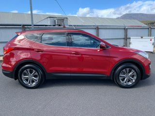 2012 Hyundai Santa Fe DM MY13 Active Red 6 Speed Sports Automatic Wagon.