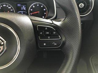 2018 MG ZS AZS1 Essence 2WD Black 6 Speed Automatic Wagon