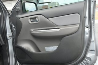 2016 Mitsubishi Triton MQ MY16 GLS (4x4) Titanium 5 Speed Automatic Dual Cab Utility
