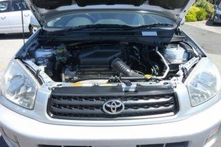 2002 Toyota RAV4 ACA20R Cruiser Silver 4 Speed Automatic Hardtop