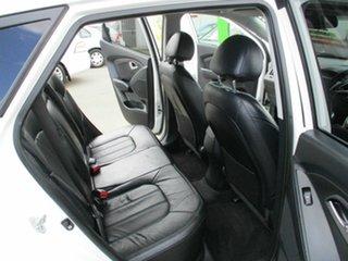 2013 Hyundai ix35 HIGHLANDER White 4 Speed Automatic Wagon