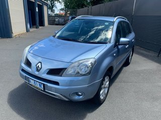 2008 Renault Koleos H45 Dynamique Blue 6 Speed Manual Wagon.