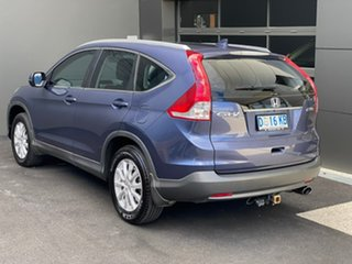 2013 Honda CR-V RM MY14 VTi 4WD Blue 5 Speed Sports Automatic Wagon