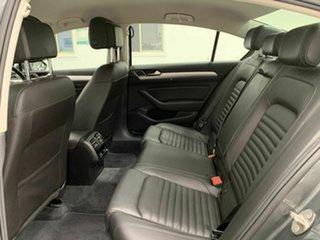 2016 Volkswagen Passat 3C (B8) MY16 132TSI DSG Comfortline Grey 7 Speed Sports Automatic Dual Clutch