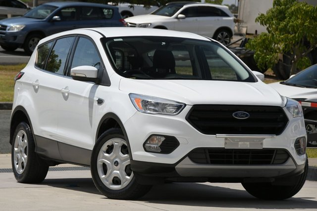 Used Ford Escape ZG Ambiente North Lakes, 2016 Ford Escape ZG Ambiente White 6 Speed Sports Automatic SUV