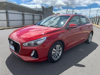 2017 Hyundai i30 PD MY18 Active 6 Speed Sports Automatic Hatchback