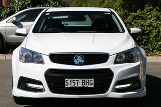 2015 Holden Commodore VF MY15 SV6 Storm Heron White 6 Speed Sports Automatic Sedan