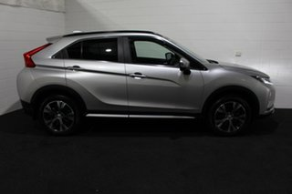 2019 Mitsubishi Eclipse Cross YA MY20 LS AWD Silver 8 Speed Constant Variable Wagon.