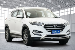 2017 Hyundai Tucson TL MY17 Active X 2WD Pure White 6 Speed Sports Automatic Wagon.