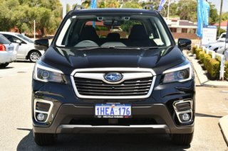 2020 Subaru Forester S5 MY21 2.5i Premium CVT AWD Crystal Black 7 Speed Constant Variable Wagon