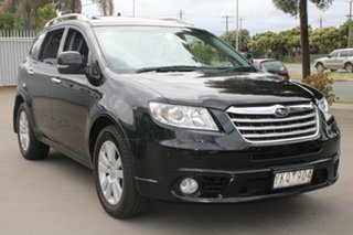 2011 Subaru Tribeca MY11 3.6R Premium (7 Seat) Black 5 Speed Auto Elec Sportshift Wagon.