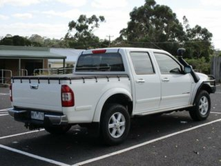2005 Holden RA RODEO RA LT Alpine White Manual CREWCAB UTILITY