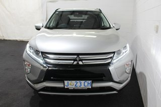 2019 Mitsubishi Eclipse Cross YA MY20 LS AWD Silver 8 Speed Constant Variable Wagon