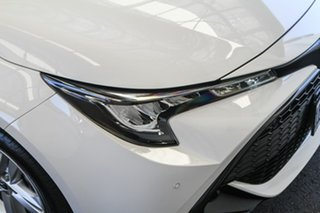 2019 Toyota Corolla ZWE211R SX E-CVT Hybrid Glacier White 10 Speed Constant Variable Hatchback