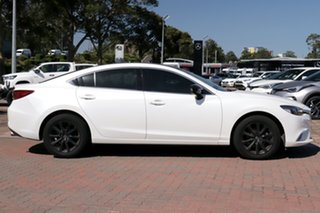 2014 Mazda 6 GJ1031 MY14 Touring SKYACTIV-Drive White 6 Speed Sports Automatic Sedan