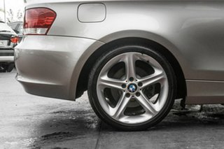 2010 BMW 1 Series E82 MY10 123d Steptronic Silver 6 Speed Sports Automatic Coupe