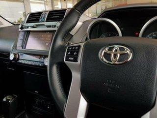2015 Toyota Landcruiser Prado GDJ150R GXL Glacier White 6 Speed Sports Automatic Wagon