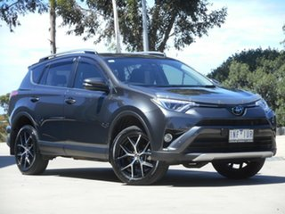 2018 Toyota RAV4 ASA44R GXL AWD 6 Speed Sports Automatic Wagon.