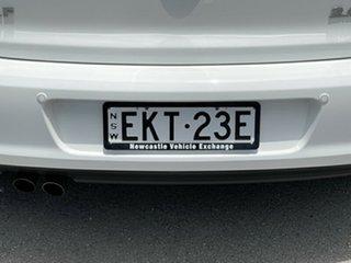 2011 Volkswagen Golf VI MY11 103TDI DSG Comfortline White 6 Speed Sports Automatic Dual Clutch