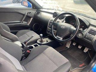 2004 Hyundai Tiburon V6 Blue 6 Speed Manual Coupe