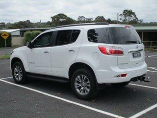 2019 Holden RG TRAILBLAZER RG LTZ Abalone White Automatic Wagon