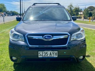 2013 Subaru Forester S4 MY13 2.0D-S AWD Grey 6 Speed Manual Wagon.