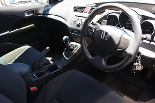 2012 Honda Civic VTi Silver 5 Speed Manual Sedan