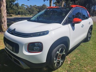 2019 Citroen C3 Aircross (No Series) Shine White Sports Automatic Wagon.