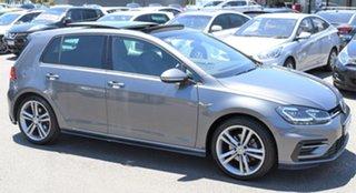 2019 Volkswagen Golf 7.5 MY19.5 110TSI DSG Highline Grey 7 Speed Sports Automatic Dual Clutch