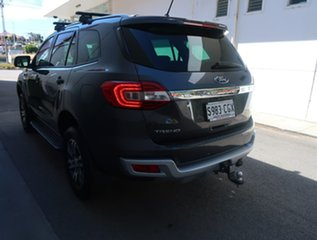 2019 Ford Everest UA II 2019.75MY Trend Grey 10 Speed Sports Automatic SUV
