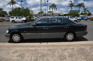1993 Mercedes-Benz 400 SEL Black 4 Speed Automatic Sedan