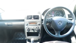 2005 Mercedes-Benz A-Class W169 A170 Classic White 7 Speed Constant Variable Hatchback